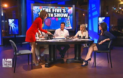 Show 100 and Kimberly Guilfoyle