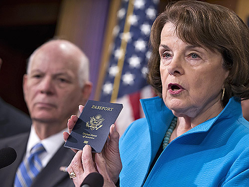 2 crooked senators, 1 passport